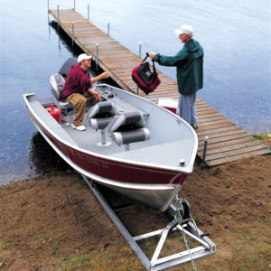 Roll-n-go 1200 Shore Docking system