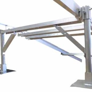 4200 Railway Docking System Leg Kit