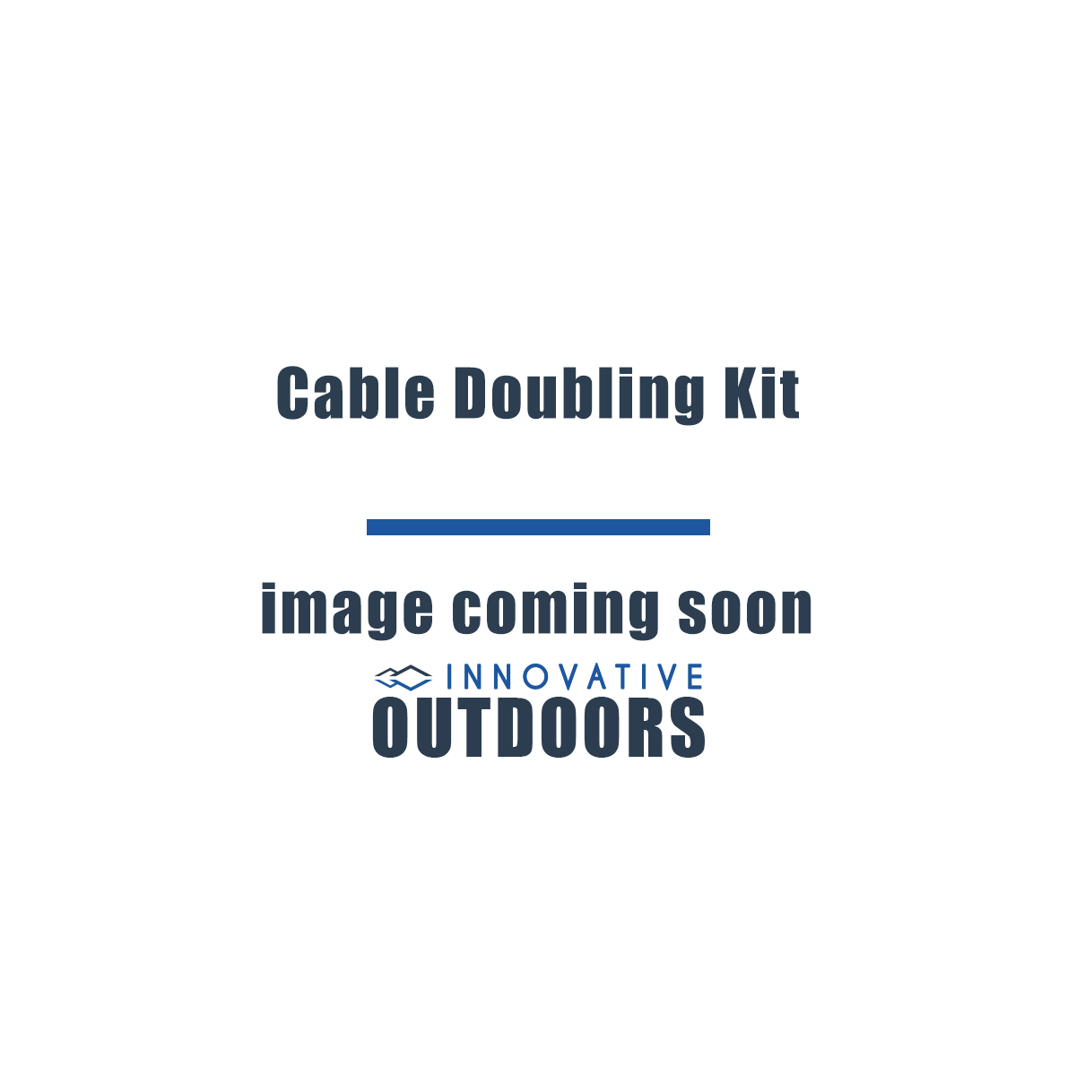 Cable Doubling Kit for Roll-n-Go 4200 Railway Docking System