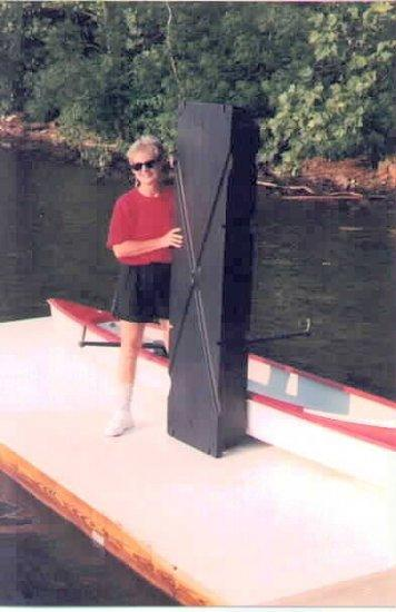 Extra Float for Roll-n-Go Float Kit - Roller Ramp Dock