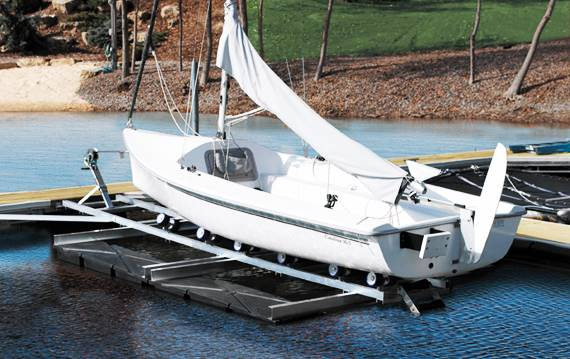 Roll-n-Go Float Kit for Marinas