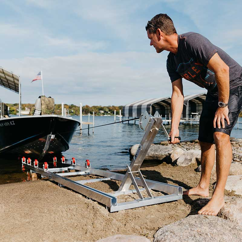 Roll-n-Go 750 Boat Docking System