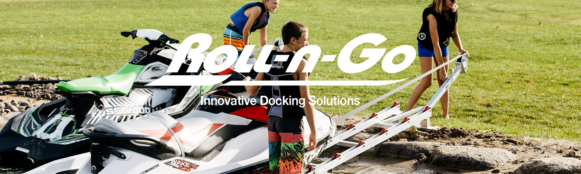 Roll-n-Go Shore Docking Solutions